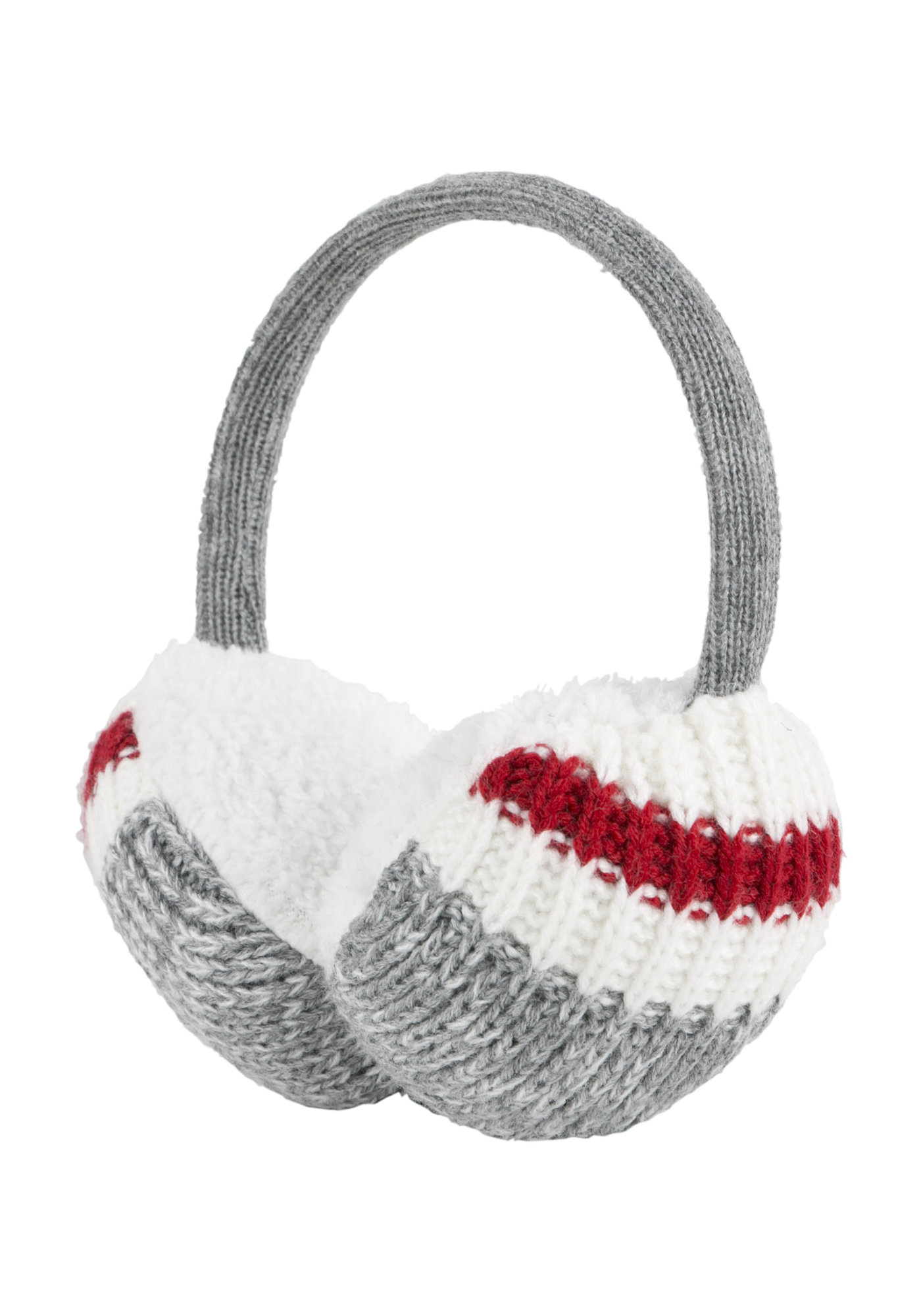 Ladies' Cabin Ear Muffs, GREY, hi-res