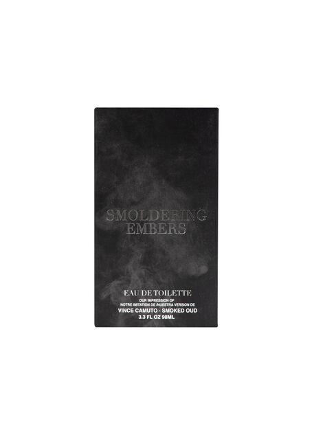 Men's Smoldering Embers Cologne, BLACK, hi-res