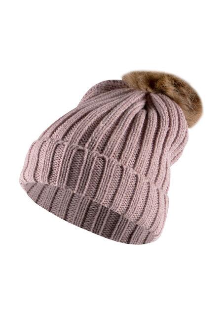 Women's Oversized Pom Hat