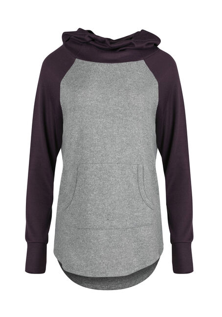 Women's Super Soft Baseball Hoodie