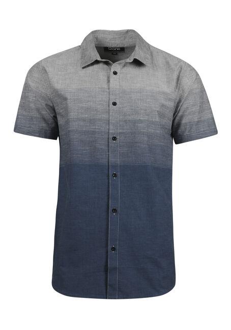 Men's Relaxed Ombre Shirt