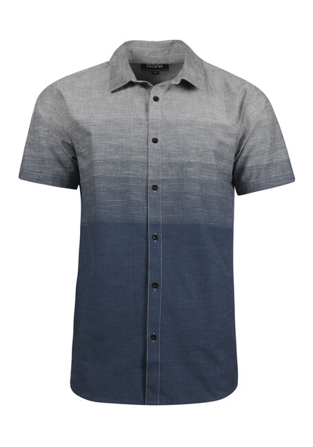 Men's Relaxed Ombre Shirt