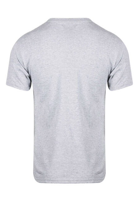 Men's Marvel Tee, HEATHER GREY, hi-res