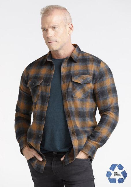 Men's Plaid Flannel Fabric