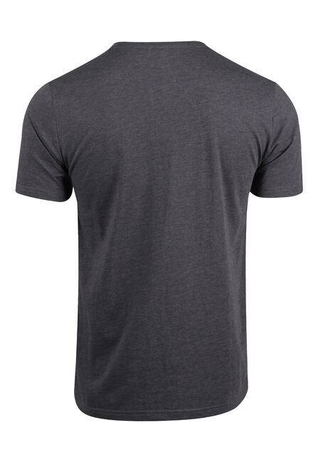 Men's Everyday Crew Neck tee, DK SHADOW, hi-res