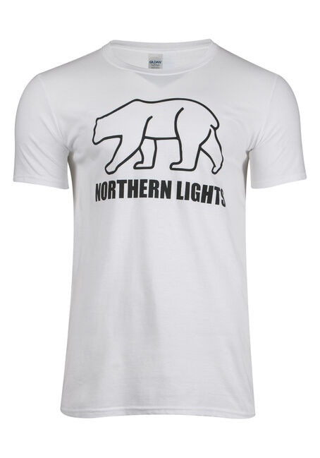 Men's Northern Lights Tee