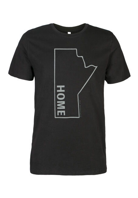 Men's Manitoba Home Tee