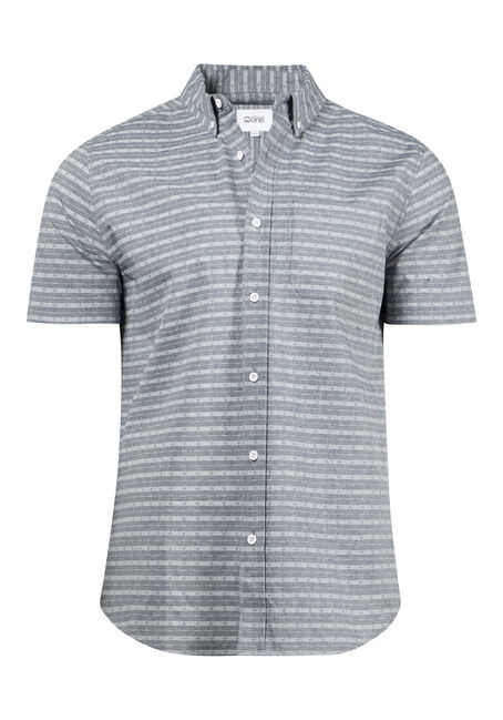 Men's Tonal Striped Shirt