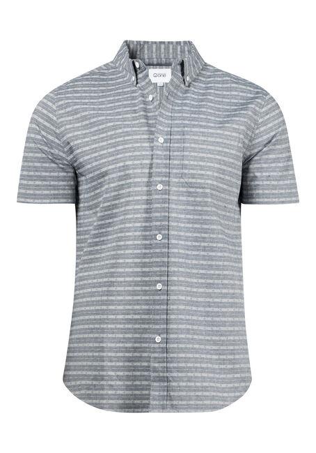 Men's Tonal Striped Shirt