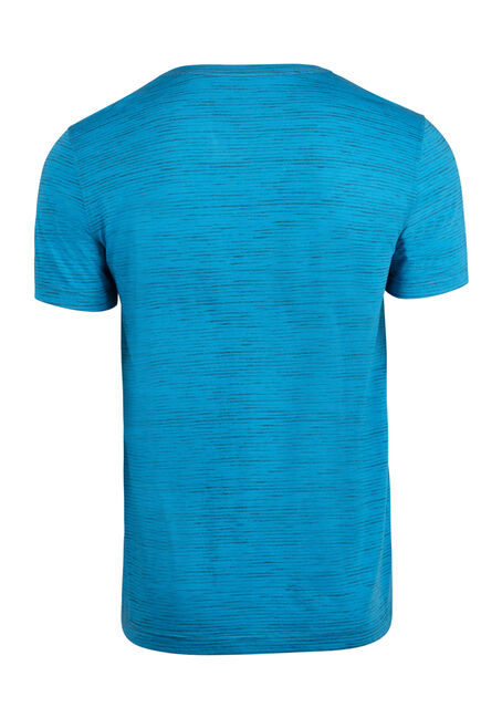 Men's Everyday V-Neck Tee, TURQUOISE, hi-res