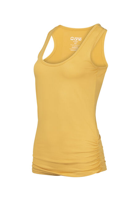 Women's Super Soft Tank, DIJON, hi-res