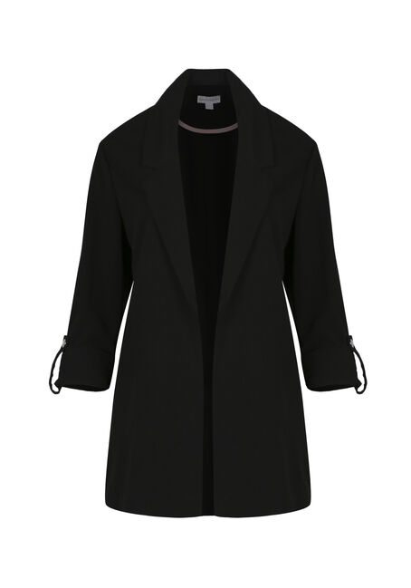 Ladies' Notch Collar Blazer