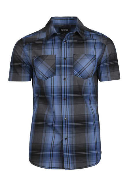 Men's Plaid Shrit