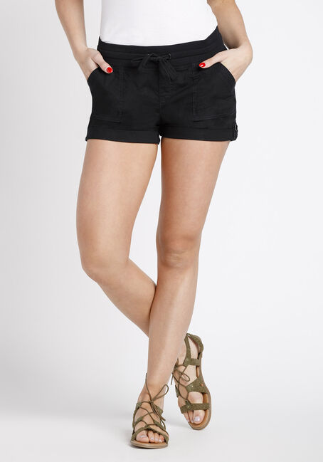Women's Cargo Shortie