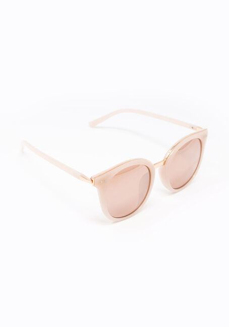 Women's Wayfarer Sunglasses, PINK, hi-res