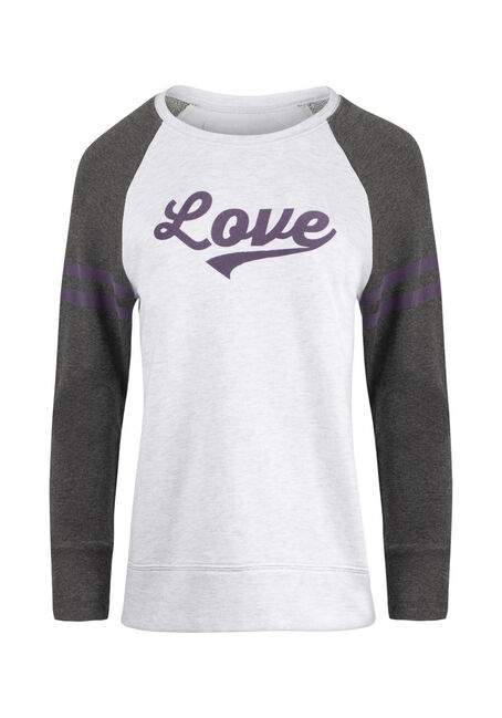 Ladies' Love Football Fleece