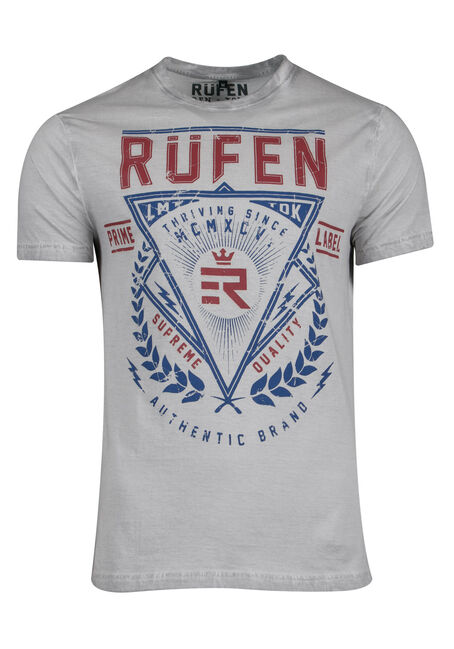 Men's Crest Graphic Tee