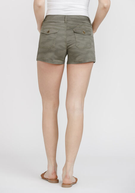 Women's Digital Camo Short, DARK OLIVE, hi-res