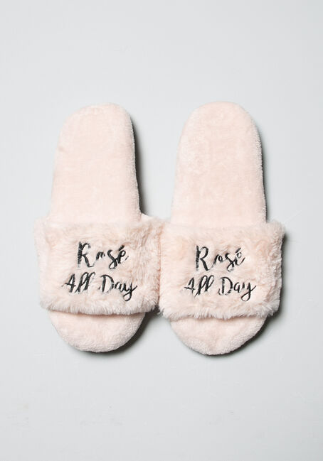 Women's Rosé All Day Slippers