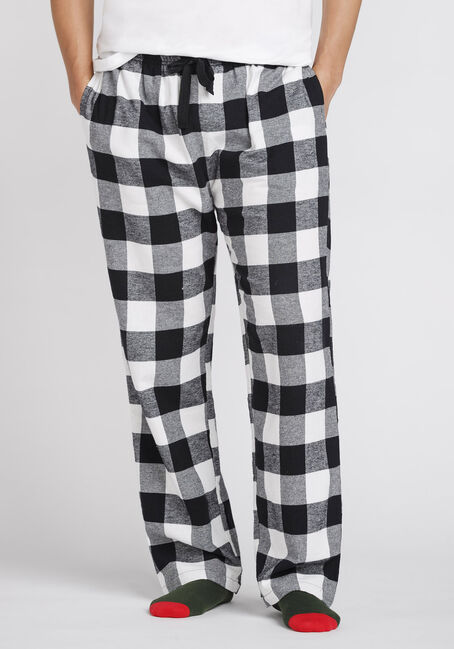 Men's Buffalo Plaid Sleep Pant
