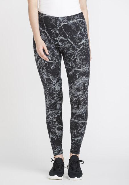 Women's Marble Print Legging