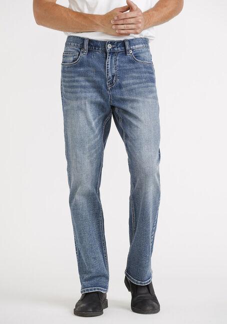 Men's Medium Wash Classic Boot Jeans