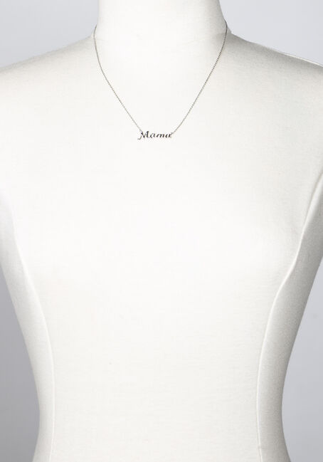 Women's Mama Necklace