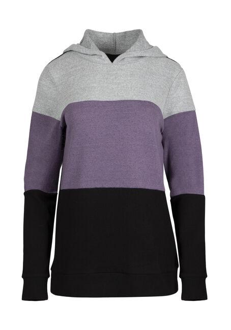 Women's Color Block Hoodie