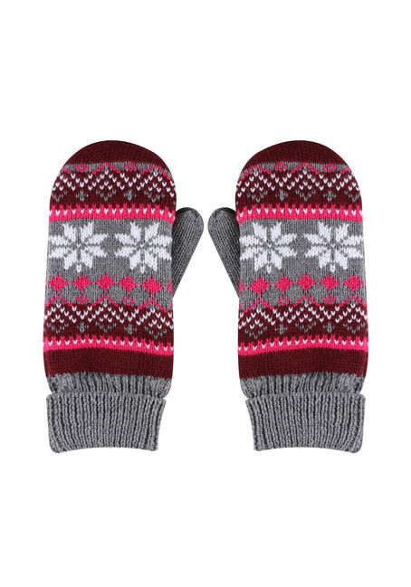 Ladies' Nordic Mitts