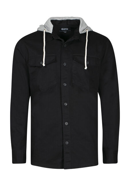 Men's Canvas Work Shirt