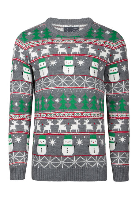 Men's Holiday Sweater