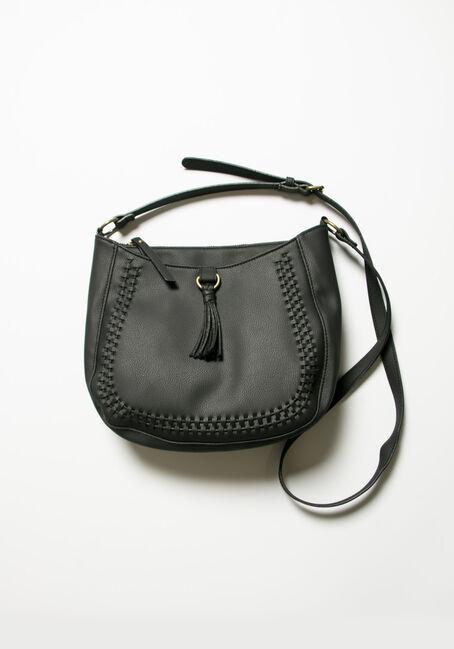 Women's Tassel Cross Body Bag