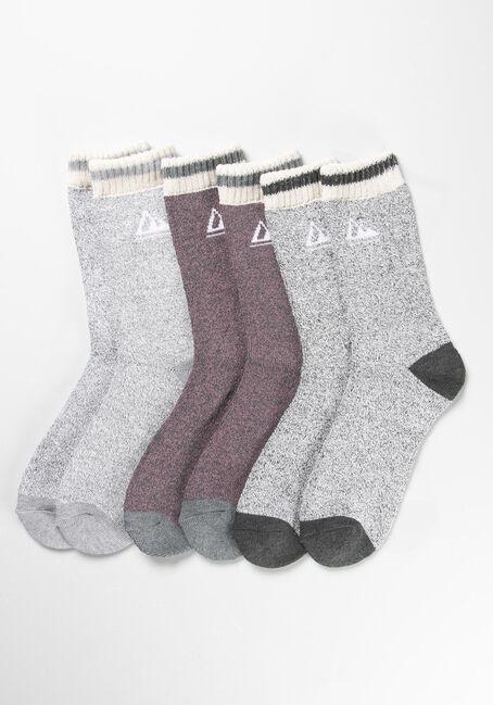 Women's Storm Valley Boot Socks, SLATE, hi-res