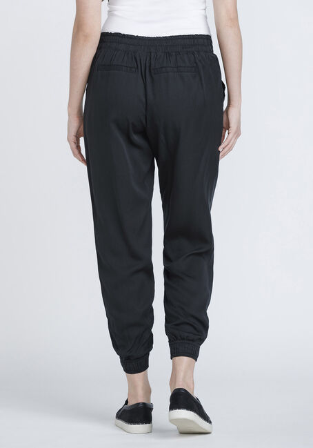 Women's Jogger Soft Pant, BLACK, hi-res