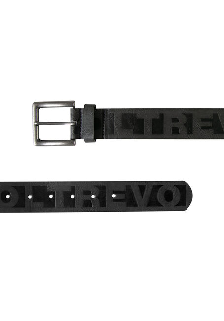 Men's Revolt Belt, GREY, hi-res