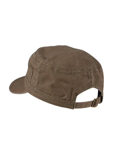 Men's Cadet Hat, DARK OLIVE, hi-res