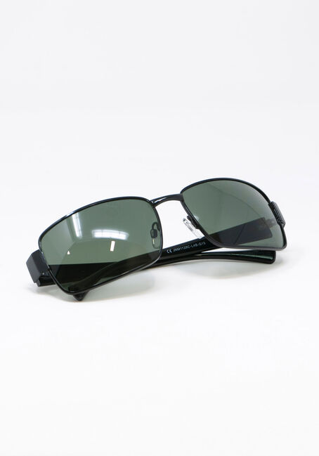 Men's Rectangle Aviator Sunglasses
