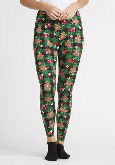 Women's Gingerbread Legging, JELLY BEAN, hi-res