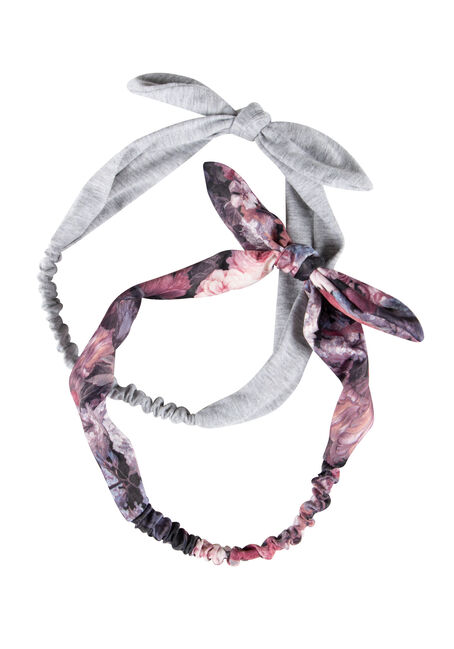 Women's Floral Headband Set