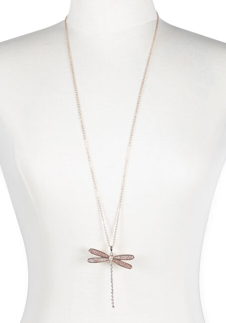 Ladies' Dragonfly Necklace