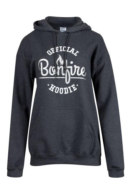 Ladies' Official Bonfire Hoodie