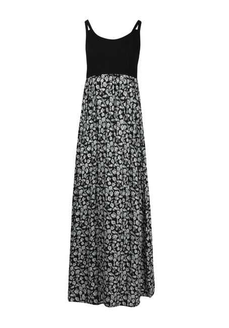 Women's Ditsy Floral Maxi Dress