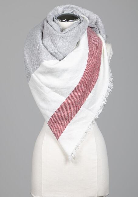 Women's Cottage Blanket Scarf