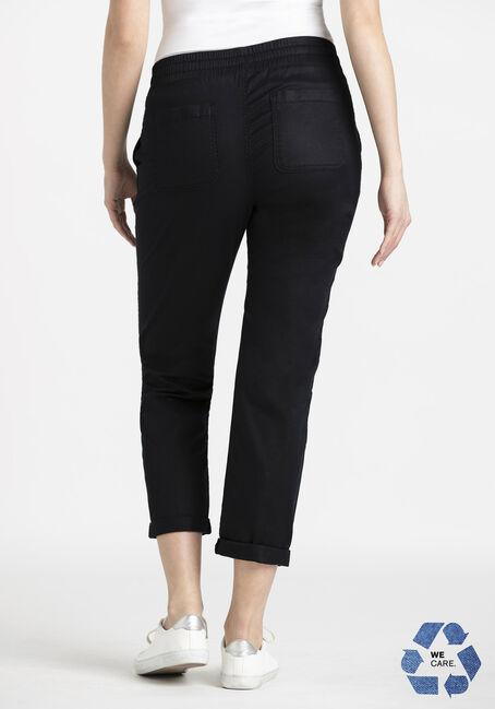 Women's Pull-on Weekender Soft Pant, BLACK, hi-res