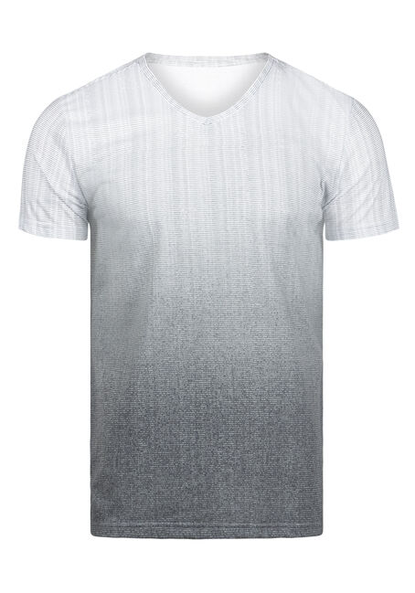 Men's Ombre Everyday V-Neck Tee