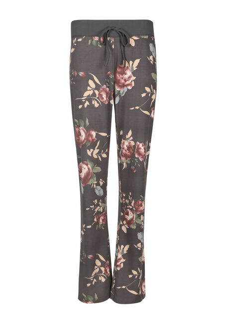 Ladies' Floral Lounge Pant