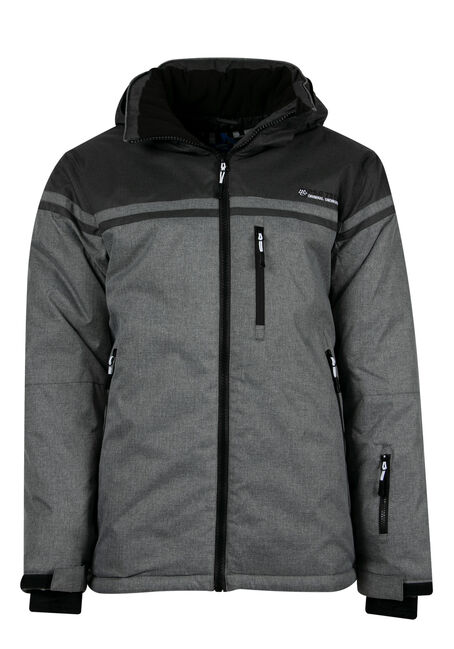 Men's Athletic Ski Jacket