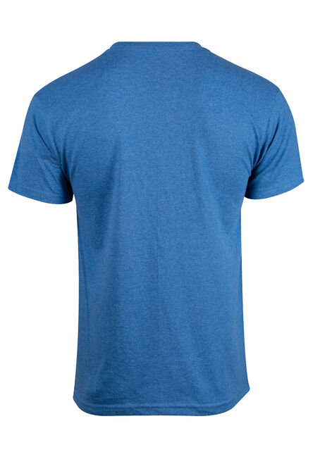 Men's Superbad Graphic Tee, Heather Blue, hi-res