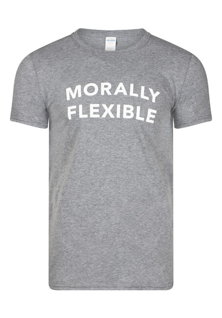 Men's Morally Flexible Tee