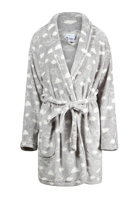 Women's Sweet Dreams Robe and Mask Set